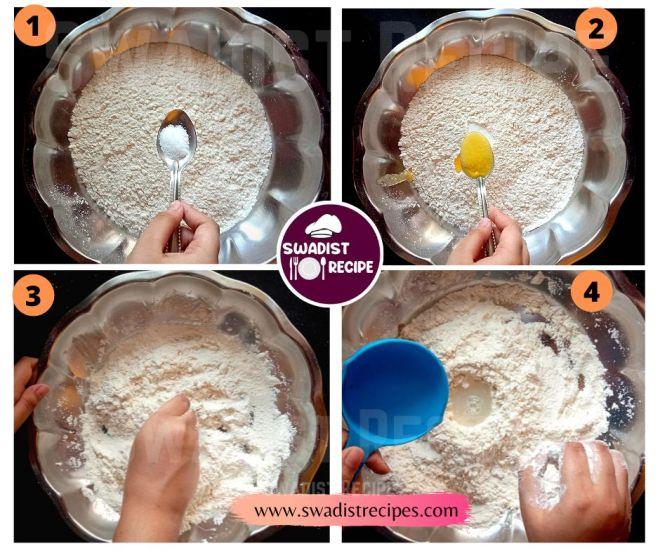 Veg Puff Recipe Step 1