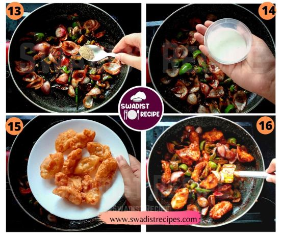 Egg Chilli Recipe Step 4