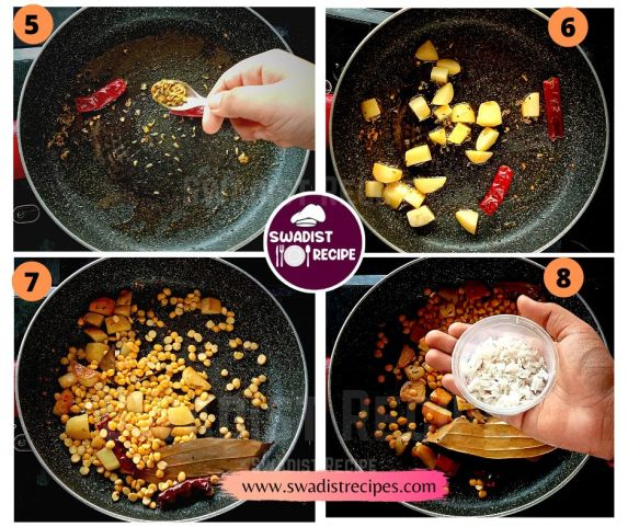 Kumror chokka Recipe Step 2