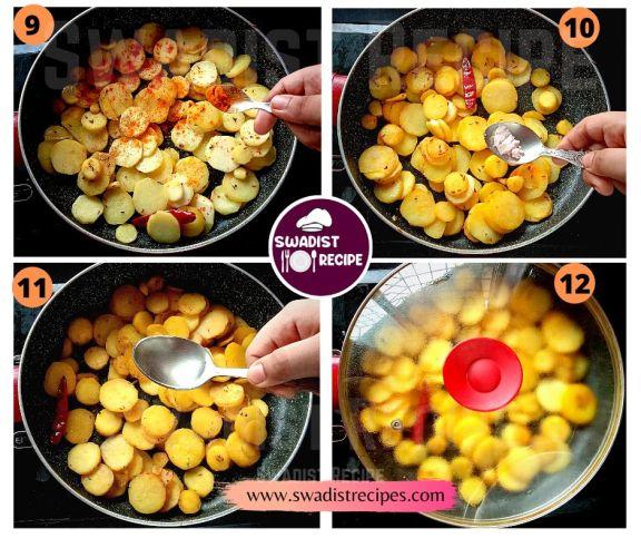Sweet potato Recipe Step 3