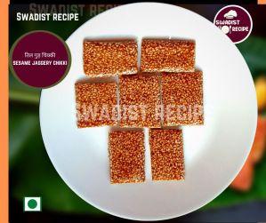 Til gur ki chikki Recipe ready to serve