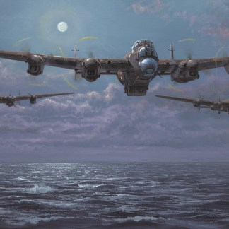 Lancasters of 617 Squadron