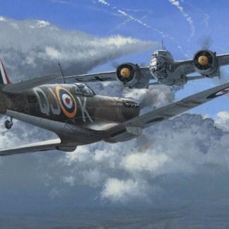 Against All Odds Spitfire