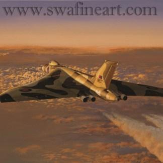 Corporate Prelude Vulcan Bomber