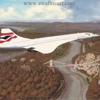 Concorde - The Last Flight Home By Stephen Brown