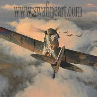 Tally Ho! Spitfire