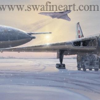 The Persuaders Avro Vulcan