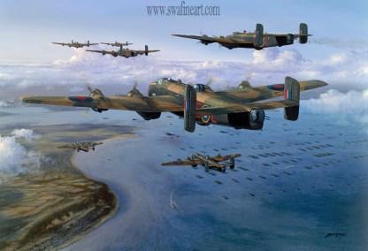 Halifax Mission Limited Edition Print
