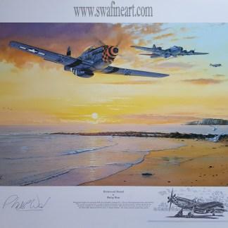 Homeward Bound P 51 D Mustang Philip West