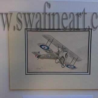 Sopwith Camel F.1 Original by Stephen Brown