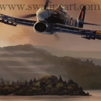 The New Kings of the Rhine - Hawker Typhoon