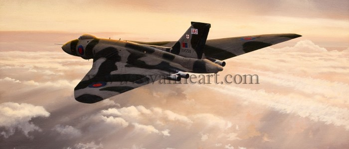 Vulcan Outward Bound Birthday card