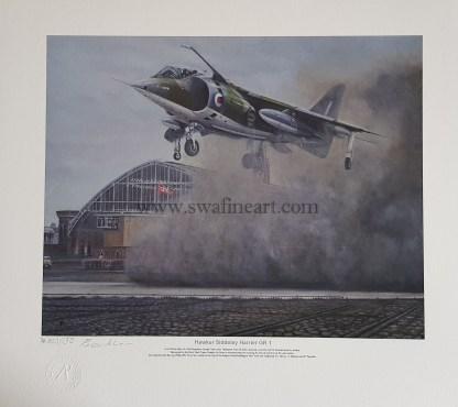 Hawker Siddeley Harrier GR 1