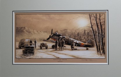 Eastern Front Eagle Gunther Rall By Stephen Brown