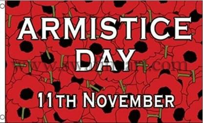 Armistice Day Flag