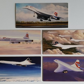 The Concorde Collection