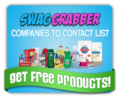 Contact Companies to Get Free Stuff