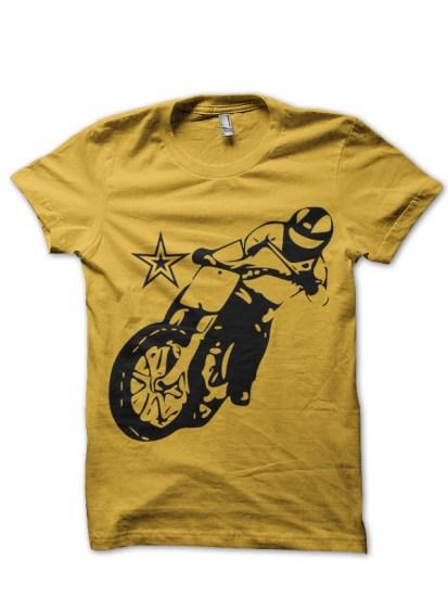 moto yellow