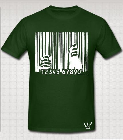 swag shirt green
