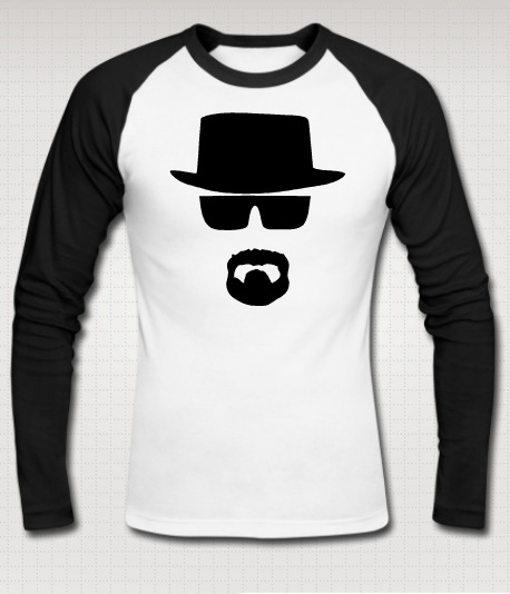 breaking bad raglan
