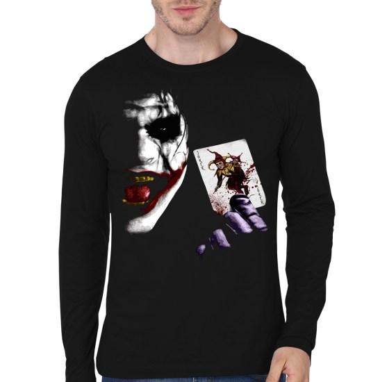 joker black model