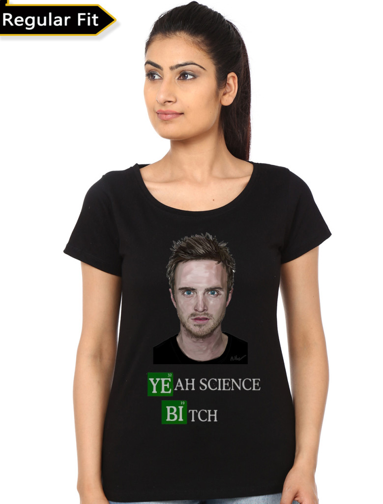 pinkman black top