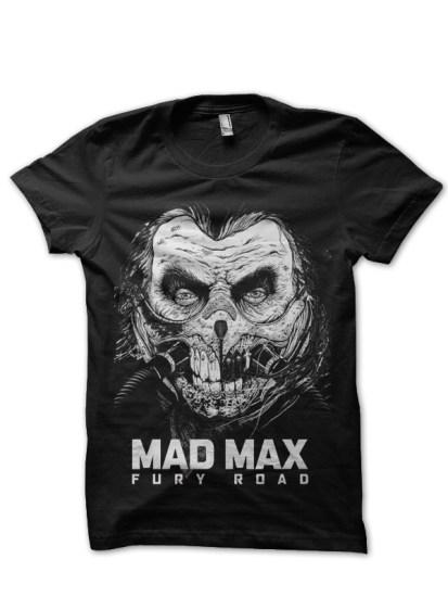 mad max black tee