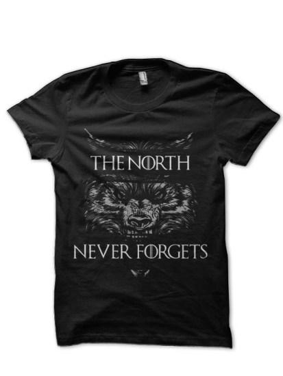 the north blackj tee