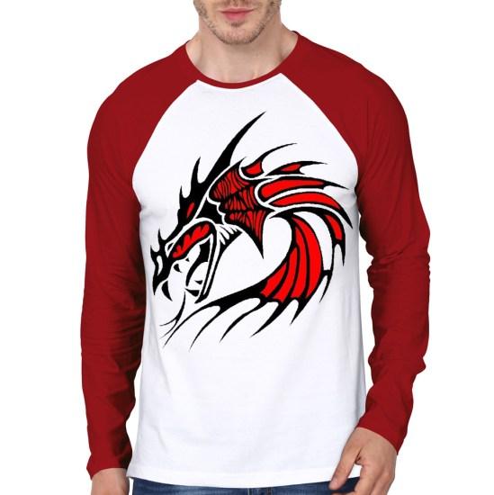 dargon raglan t-shirt