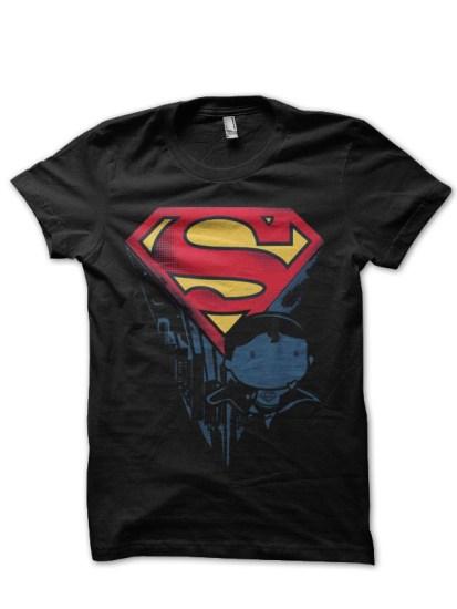 son krypton black tshirt
