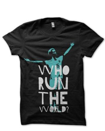 Megan Rapinoe Black T-Shirt