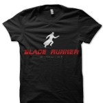 blade runner black t-shirt