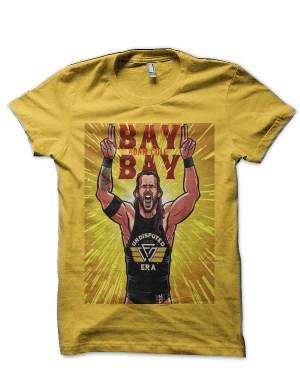 Adam Cole Yellow T-Shirt