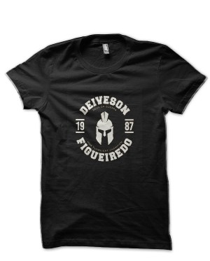 Deiveson Figueiredo Black T-Shirt