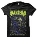 Pantera Black T-Shirt