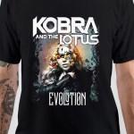 Jinjer Band Kobra And The Lotus T-Shirt