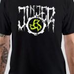 Jinjer Band Logo T-Shirt