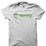 Spring White T-Shirt