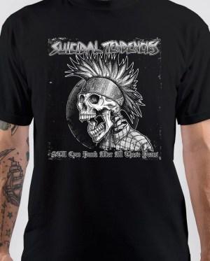Suicidal Tendencies Band T-Shirt