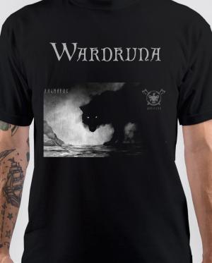 Wardruna Ragnarok Wolf T-Shirt