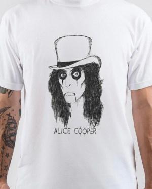 Alice Cooper Art T-Shirt