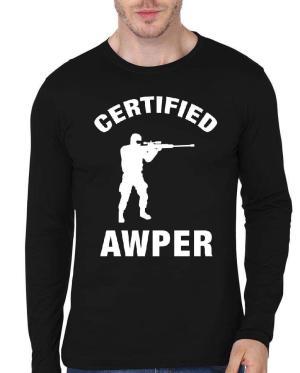 Certified Awper T-Shirt