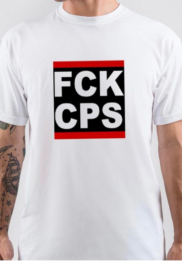 Fuck tha Police White T-Shirt