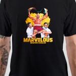Marvelous Marvin Hagler Art T-Shirt