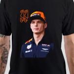 Max Verstappen Art T-Shirt