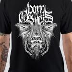 born of osiris black tshirt2