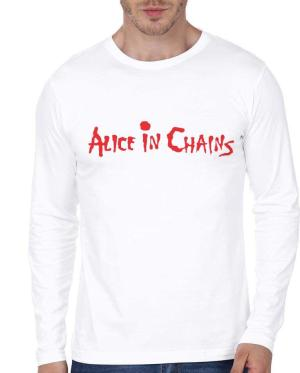 Alice In Chains Full Sleeve T-Shirt