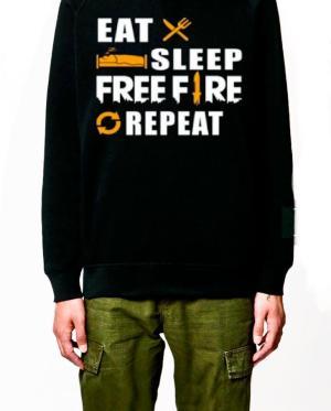 Free Fire Hoodie