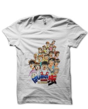 Hajime No Ippo T-Shirt
