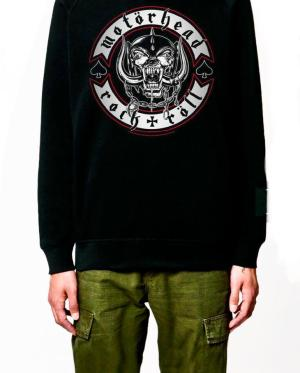 Motörhead Logo Black Hoodie